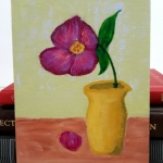 yellow vase poppie 1