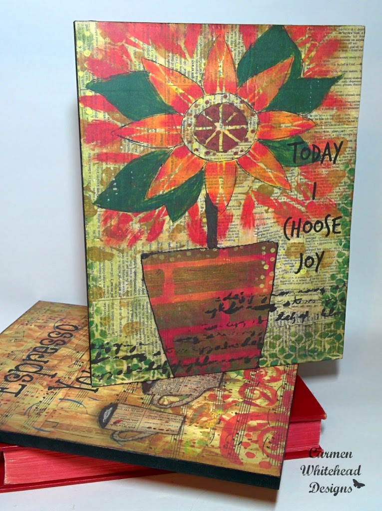 Wholesale products available from www.CarmenWhitehead.com