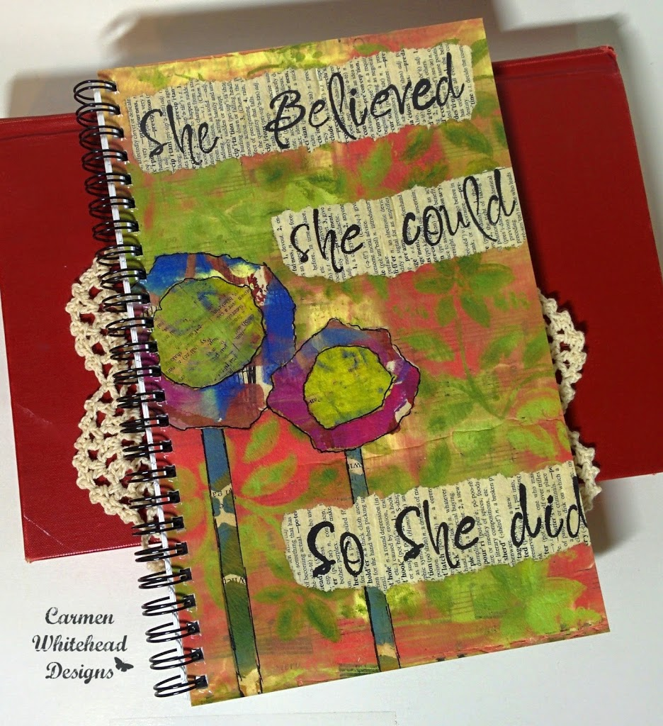 Wholesale journals available from www.carmenwhitehead.com