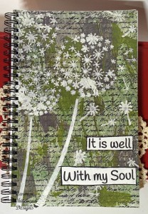 it is well with my soul journal 1