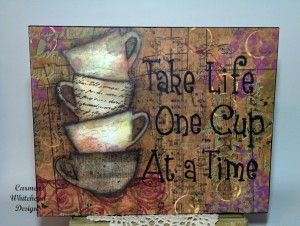 life one cup mdf