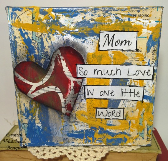 Mom one word 4