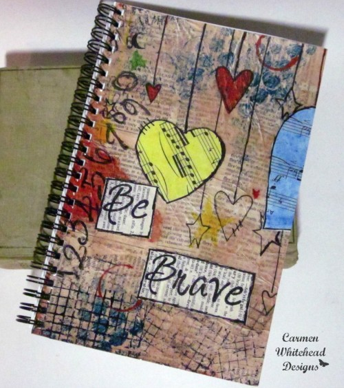be brave journal 1
