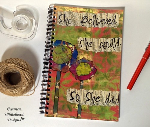 She Believed she could, so she did - 2015 Holiday gift guide www.carmenwhitehead.com