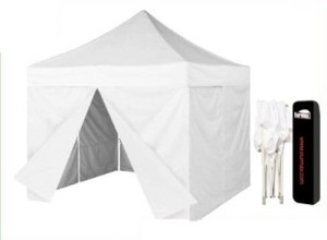 10 x 10 canopy for art shows