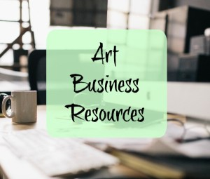 Art Business Resources for starting and growing your Art Business.  www.carmenwhitehead.com
