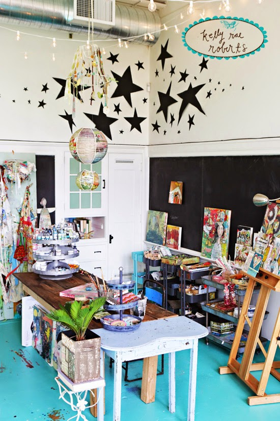 Children S And Kids Room Ideas Designs Inspiration: 10 Inspirational Art Studios