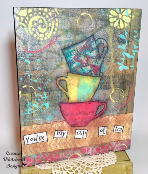 You're my cup of Tea - 2015 Holiday gift guide www.carmenwhitehead.com