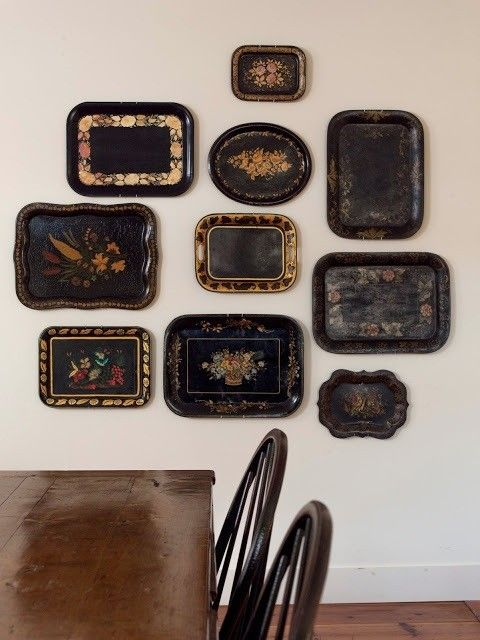 awesome gallery walls to inspire your decorating. www.carmenwhitehead.com