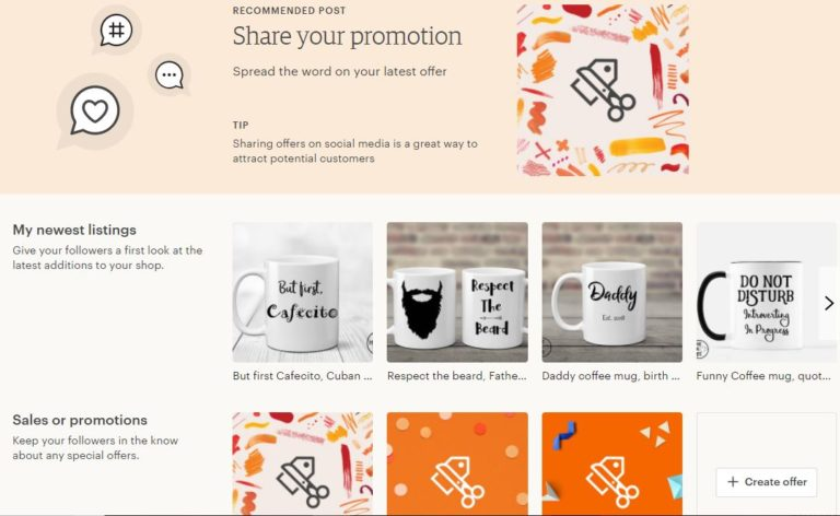 Which Social Media Platform is right for your Etsy Shop? - Carmen Whitehead Designs