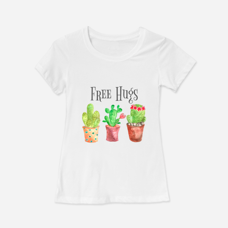 New Succulent Mugs and T-shirts - Carmen Whitehead Designs