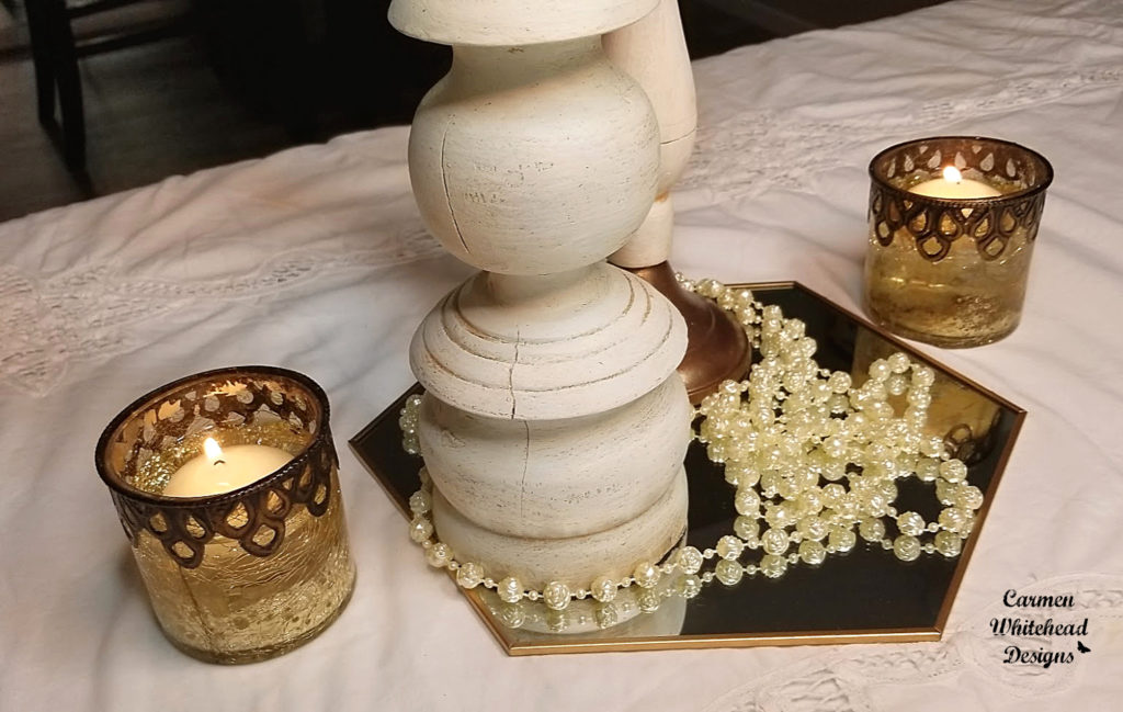 3 Wedding Centerpieces Under $10 each - Carmen Whitehead Designs